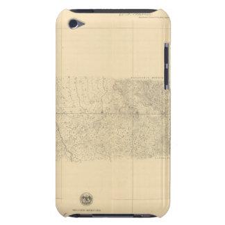 Linea Divisoria Entre Mexico 8 Case-Mate iPod Touch Case