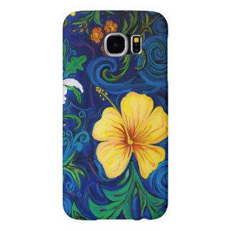 LineA Island Flora Samsung Galaxy S6 Cases
