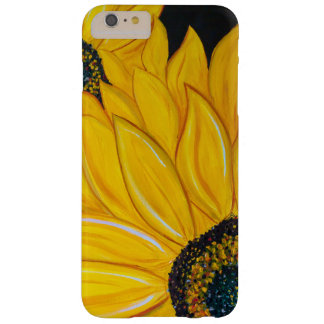 LineA Sunflower Duo Barely There iPhone 6 Plus Case
