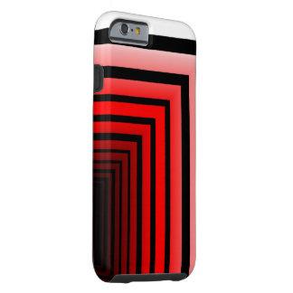 Linear Design iPhone case Tough iPhone 6 Case