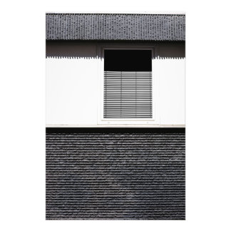 Linear Photo Print