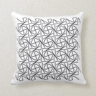 linear pillow pattern