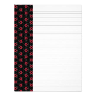 Lined Binder Paper 8 5 x11 Fits Avery Custom Flyer Design
