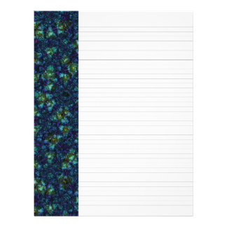 "Lined Binder Paper 8.5""x11"" Fits Avery Custom Flyer"