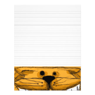 Lined Binder Paper 8 5 x11 Fits Avery Custom Personalized Flyer