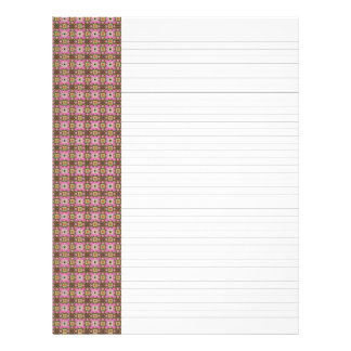 "Lined Binder Paper 8.5""x11"" Fits Avery Custom Custom Flyer"