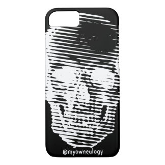 Lined Skull iPhone 8/7 Case