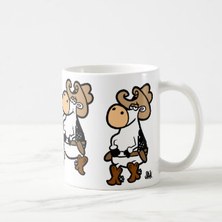 Linedancing Cows Coffee Mug