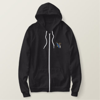 Lineman Embroidered Hoodie