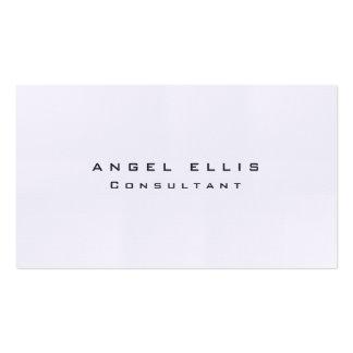 Linen Original Clean Professional Modern Unique Pack Of Standard Business Cards