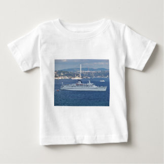 Liner Ocean Monarch on the Bosphorus. Baby T-Shirt