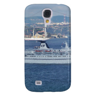Liner Ocean Monarch on the Bosphorus. Galaxy S4 Case