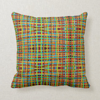 lines colorfull pillow match with any color sofa