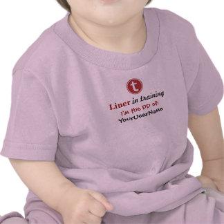 Lines Girls' Infant T-Shirt