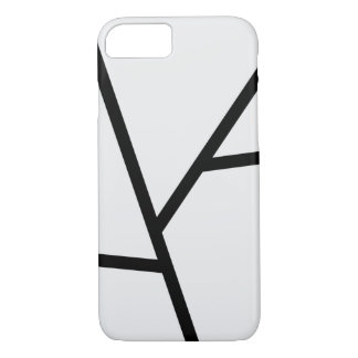 Lines iPhone 7 Case