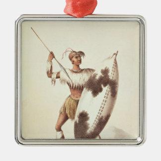 Lingap, a Matabili Warrior Christmas Ornament
