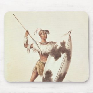 Lingap, a Matabili Warrior Mouse Mat
