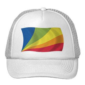 Lingua Franca Nova Flag Hat