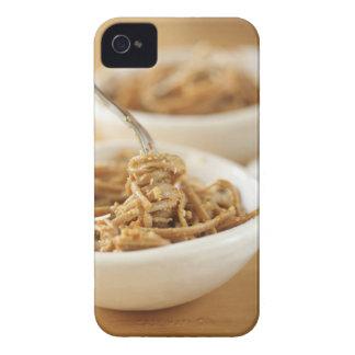 Linguini with Pepper pesto iPhone 4 Case
