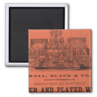 Lining Colton's American Atlas Magnet