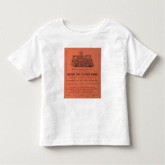 Lining Colton's American Atlas Toddler T-Shirt