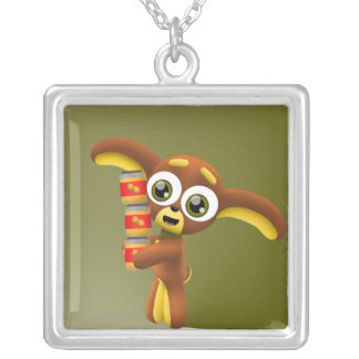 Link - Happy Peanut Butter Necklace
