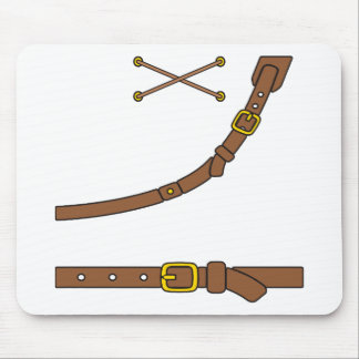 Link s Tunic Mousepads