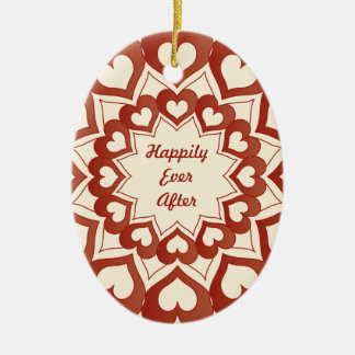 Linked by Love Happily Ever After Ornament