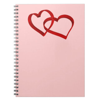 Linked-Hearts notebook