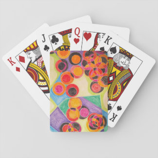 Linked Playing Cards