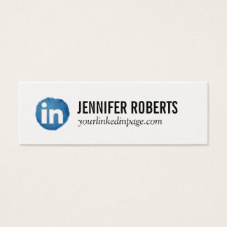 Linkedin Networking Card