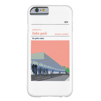Links Park, Montrose. Dynamo End Barely There iPhone 6 Case