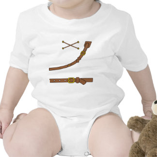 Link's Tunic Baby Bodysuit