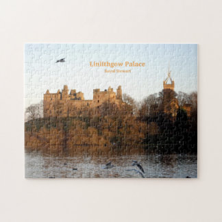 Linlithgow Palace Jigsaw Puzzle