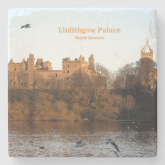 Linlithgow Palace Stone Coaster