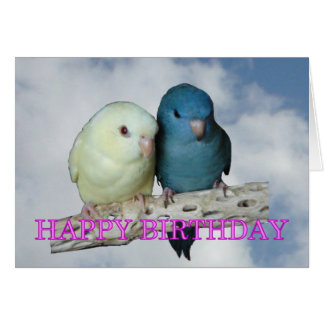 Linnie birthday greetings cards
