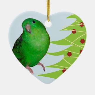Linnie Heart Christmas Decoration