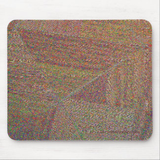 LINOLEUM ABSTRACT MOUSEPAD