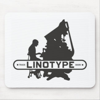 Linotype Mouse Mat