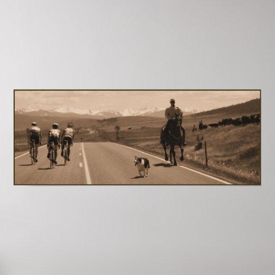 Linsey Corbin - Montana Made Poster