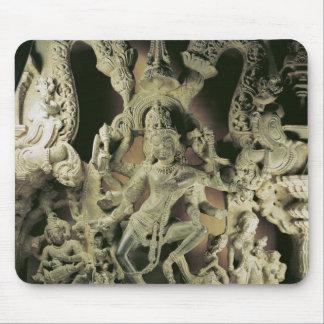Lintel with Shiva Nataraja, Kakatiya dynasty Mouse Pad