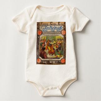 L'Intrepide, France, 1919 Baby Bodysuit