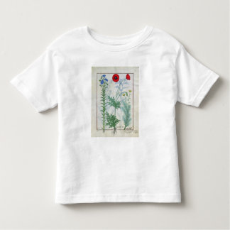 Linum, Garden poppies and Abrotanum Toddler T-Shirt