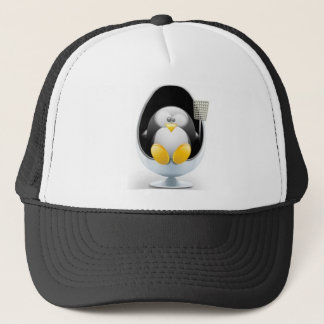 Linux Fan Trucker Hat