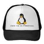 Linux Freedom Hat