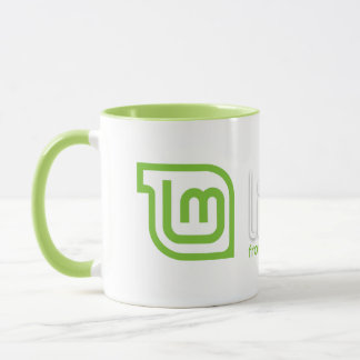 Linux Mint Coffee Mug