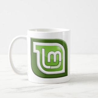 Linux Mint Logo Coffee Mug