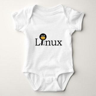Linux Penguin! Baby Bodysuit