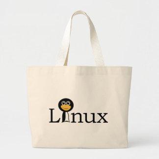 Linux Penguin! Canvas Bag