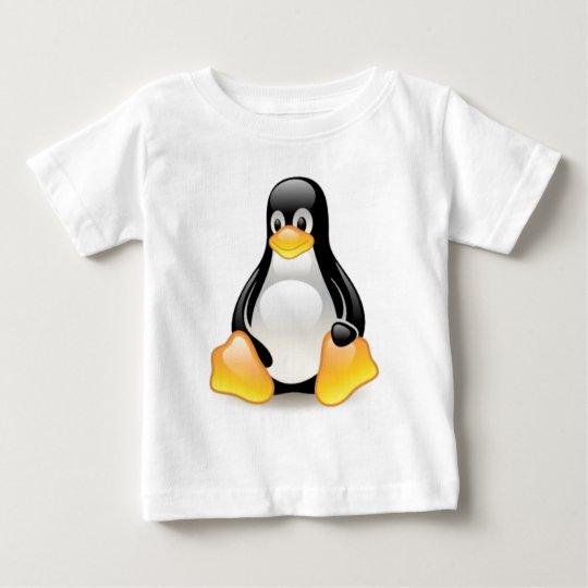 linux-penguin-tux baby T-Shirt